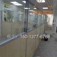 办公室玻璃隔断墙成本中山厂家