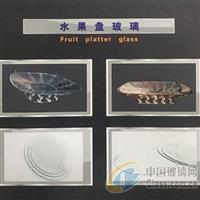 供應水果盤玻璃