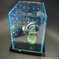 广东发光玻璃 激光内雕发光玻璃供应商 厂家直销