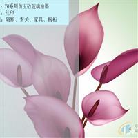 东莞那就企业生产WLL-磨砂系列双组份玻璃油墨
