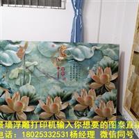 广元5D视觉背景墙浮雕彩绘机