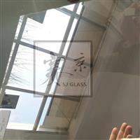 石家庄供应2mm镜显玻璃