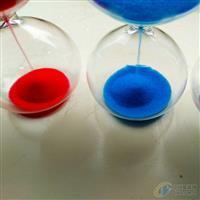 生产超细烧结彩色玻璃微珠美缝剂用原材料不掉色价格