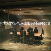 通电玻璃 北京龙鳞智能调光玻璃厂家