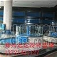 买弯钢玻璃在哪里,郑州信德盈供应