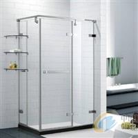 沐浴房,沐浴房玻璃,淋浴房平弯玻璃
