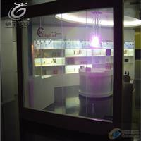 智能电控调光玻璃 广东魔术玻璃 雾化玻璃 调光玻璃厂