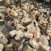 新密回收锆刚玉砖废旧的