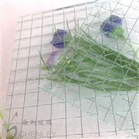 广东广州铁丝玻璃丝网玻璃