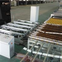 广东供应镀膜线 / 制镜线上片及堆垛生产线