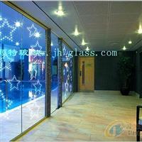 LED艺术显示玻璃
