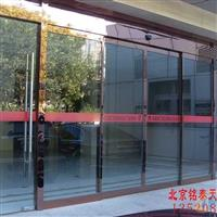 北辰区安装玻璃门感应玻璃门厂家直销