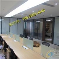 东莞办公隔断双层百叶玻璃选择方法