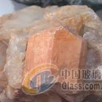 出口钠长石长石Glasstun土耳其卡图S.GQ.500.ST (KS.84