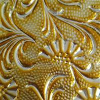 黄金凤尾     纳米压花镜