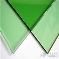 供应绿玻绿色玻璃绿浮法