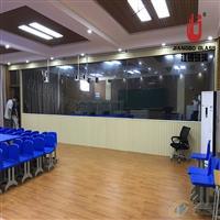 亲子互动教室玻璃 录播室 微格室用单向镜
