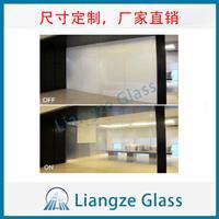 智能调光玻璃,调光玻璃,通电玻璃,厂家生产定制
