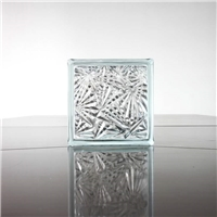 青岛采购-空心钻石纹玻璃砖