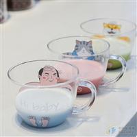 溫泉系列耐熱耐高溫創意水杯