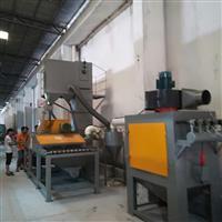 移动电源外壳翻新处理设备 红海除锈机