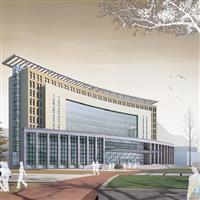 南川区外墙玻璃设计|幕墙玻璃施工|重庆航鸿幕墙公司
