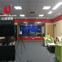 广州单向玻璃厂家 互动教室玻璃