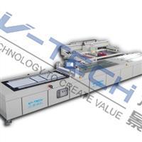 供应垂直升降式玻璃网印机 深圳众景