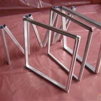 9A中空玻璃铝隔条6A高频焊铝隔条