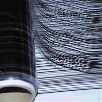 玻璃夹丝材料   PET耐高温彩装膜。
