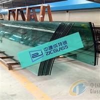 四川熱彎鋼化夾膠玻璃廠家