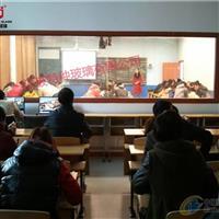 广州 单面可视玻璃 录播教室玻璃