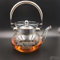 耐高温玻璃茶水分离泡茶壶水壶过滤