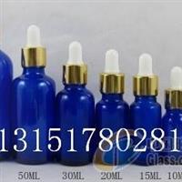透明精油瓶蓝色精油瓶棕色精油瓶10ml玻璃瓶