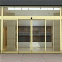 西安自動感應玻璃門安裝定制品牌自動門公司