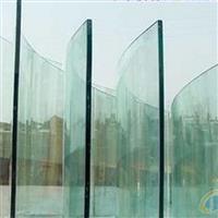 超大彎曲鋼化玻璃