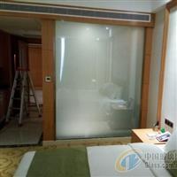通电智能玻璃  调光雾化玻璃 PDLC隐私玻璃
