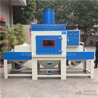 河南自动化喷砂机 型号 输送式喷砂机价格