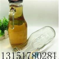 蓝莓汁饮料瓶果汁饮料瓶苹果醋瓶1.5升玻璃瓶