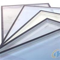 西安玻璃钢化厂 中空玻璃