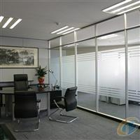 单层玻璃隔断,移动隔断墙,室内隔断