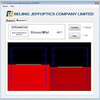 JF-1系列物理钢化玻璃表面应力仪