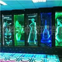 艺术内雕玻璃 电光玻璃