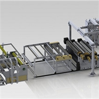 EVA太阳能封装胶膜生产线