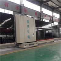山东济南供应HLB2500P立式中空玻璃生产线