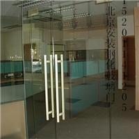 北京丰台区玻璃门安装维修24小时服务