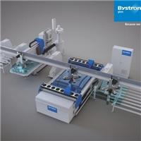 百超玻璃机械供应汽车玻璃预处理线B'CHAMP