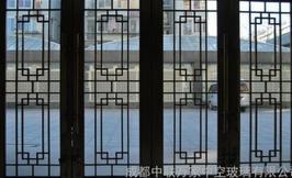 生产中空玻璃装饰条中空玻璃装饰架