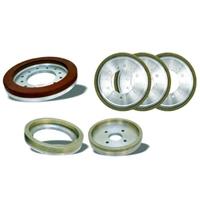 陶瓷修边金刚石砂轮广告销售晶洋牌砂轮