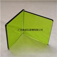 防护激光漫反射玻璃